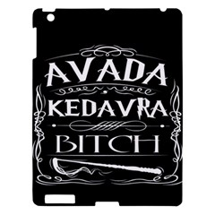 Avada Kedavra Bitch Apple Ipad 3/4 Hardshell Case