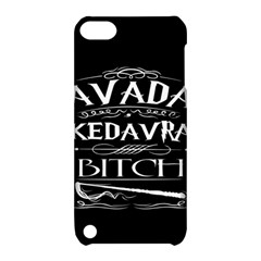 Avada Kedavra Bitch Apple Ipod Touch 5 Hardshell Case With Stand