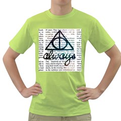 Always Green T Shirt