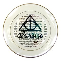 Always Porcelain Plates