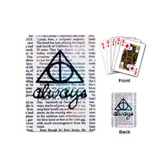 Always Playing Cards (mini)