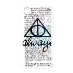 Always Apple Iphone 4 Case (white)