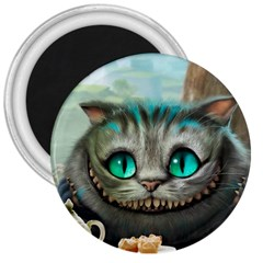 Cheshire Cat 3  Magnets