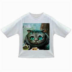 Cheshire Cat Infant/toddler T Shirts