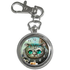 Cheshire Cat Key Chain Watches