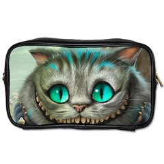 Cheshire Cat Toiletries Bags 2 Side