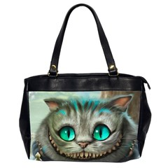 Cheshire Cat Office Handbags (2 Sides)