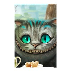 Cheshire Cat Shower Curtain 48  X 72  (small)