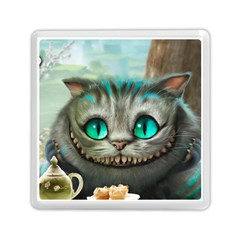 Cheshire Cat Memory Card Reader (square)