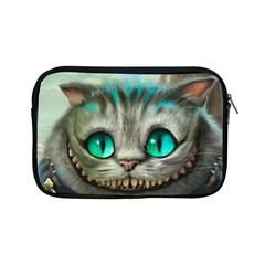 Cheshire Cat Apple Ipad Mini Zipper Cases by Samandel