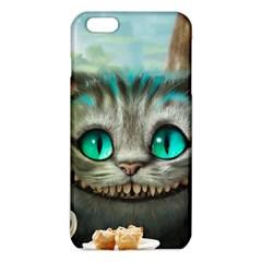 Cheshire Cat Iphone 6 Plus/6s Plus Tpu Case by Samandel