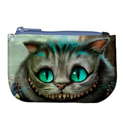 Cheshire Cat Large Coin Purse