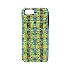 Decorative Summer Girls With Flower Hair Apple Iphone 5 Classic Hardshell Case (pc+silicone) by pepitasart