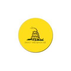 Gadsden Flag Don t Tread On Me Golf Ball Marker (10 Pack) by MAGA