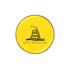 Gadsden Flag Don t Tread On Me Hat Clip Ball Marker (10 Pack) by MAGA
