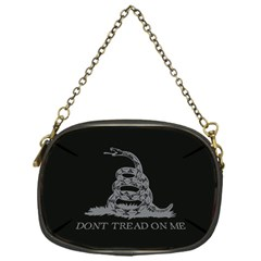 Gadsden Flag Don t Tread On Me Chain Purses (one Side)  by MAGA