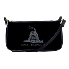 Gadsden Flag Don t Tread On Me Shoulder Clutch Bags by MAGA