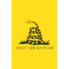 Gadsden Flag Don t Tread On Me 5 5  X 8 5  Notebooks by MAGA