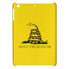 Gadsden Flag Don t Tread On Me Apple Ipad Mini Hardshell Case by MAGA