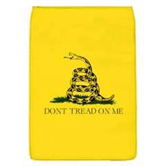Gadsden Flag Don t Tread On Me Flap Covers (l)  by MAGA