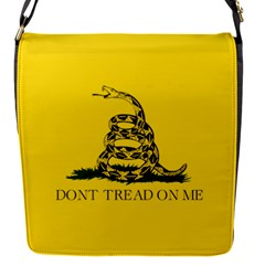 Gadsden Flag Don t Tread On Me Flap Covers (s)  by MAGA
