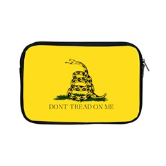 Gadsden Flag Don t Tread On Me Apple Ipad Mini Zipper Cases by MAGA