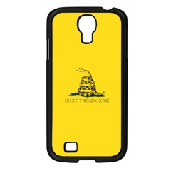 Gadsden Flag Don t Tread On Me Samsung Galaxy S4 I9500/ I9505 Case (black) by MAGA