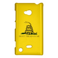 Gadsden Flag Don t Tread On Me Nokia Lumia 720 by MAGA