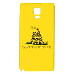 Gadsden Flag Don t Tread On Me Galaxy Note 4 Back Case
