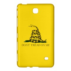 Gadsden Flag Don t Tread On Me Samsung Galaxy Tab 4 (8 ) Hardshell Case  by MAGA