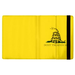 Gadsden Flag Don t Tread On Me Apple Ipad Pro 9 7   Flip Case by MAGA