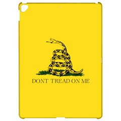 Gadsden Flag Don t Tread On Me Apple Ipad Pro 12 9   Hardshell Case by MAGA