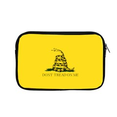 Gadsden Flag Don t Tread On Me Apple Macbook Pro 13  Zipper Case by MAGA
