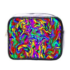 Artwork By Patrick Colorful 18 Mini Toiletries Bags