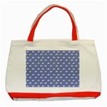 xmas0050 Classic Tote Bag (Red)