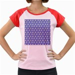 xmas0050 Women s Cap Sleeve T-Shirt