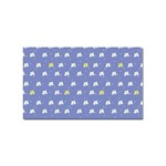 xmas0050 Sticker Rectangular (10 pack)