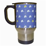 xmas0050 Travel Mug (White)