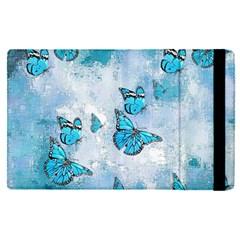 Adorable Butterflies, Aqua Apple Ipad Pro 12 9   Flip Case by MoreColorsinLife