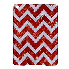 Chevron9 White Marble & Red Marble Ipad Air 2 Hardshell Cases
