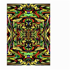 Artwork By Patrick Colorful 19 Large Garden Flag (two Sides) by ArtworkByPatrick