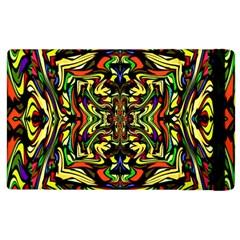 Artwork By Patrick Colorful 19 Apple Ipad 3/4 Flip Case by ArtworkByPatrick