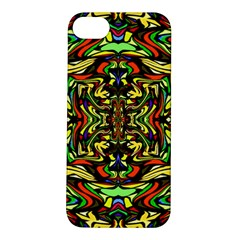 Artwork By Patrick Colorful 19 Apple Iphone 5s/ Se Hardshell Case