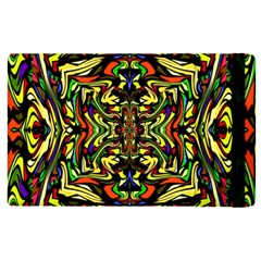Artwork By Patrick Colorful 19 Apple Ipad Pro 9 7   Flip Case