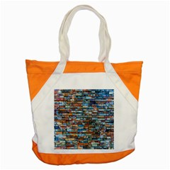 Colorful 21 Accent Tote Bag