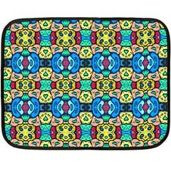Colorful 22 Fleece Blanket (mini)