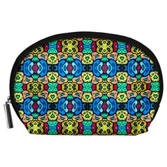 Colorful 22 Accessory Pouches (large)  by ArtworkByPatrick