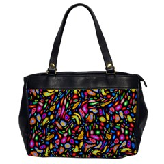 Artwork By Patrick Colorful 24 Office Handbags