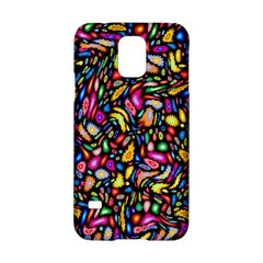 Artwork By Patrick Colorful 24 Samsung Galaxy S5 Hardshell Case  by ArtworkByPatrick