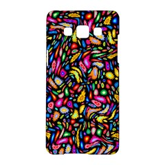 Artwork By Patrick Colorful 24 Samsung Galaxy A5 Hardshell Case